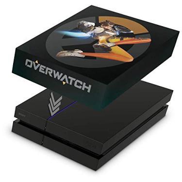 Capa Anti Poeira para PS4 Fat - Overwatch