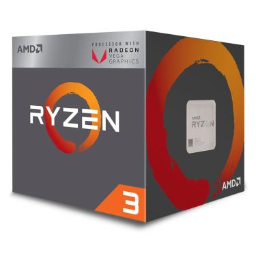Processador Amd Ryzen 3 2200G, Socket Am4, 3.5Ghz (3.7 Ghz) Cache 6Mb - Yd2200c5fbbox