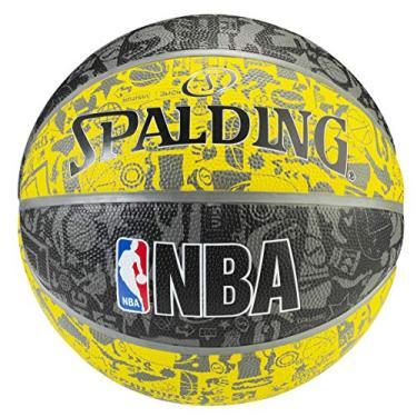 Spalding Bola Basquete NBA Graffiti Borracha