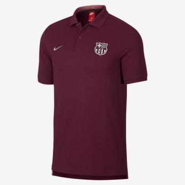 c0a8b0b9bf6f9 Camisas de Times de Futebol Casuais Barcelona