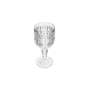 Conjunto 6 Taças de Vidro para Vinho 210ml Starry - Bon Gourmet - Transparente