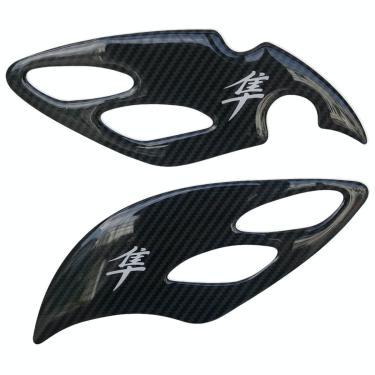 Adesivo Protetor Resinado Pedaleira Suzuki Hayabusa
