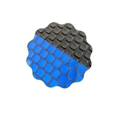 Imagem de Capa Térmica Piscina 8X4 300 Micras Proteção Uv Black/Blue