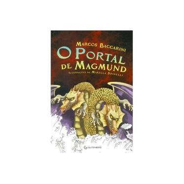 O Portal de Magmund - Baccarini, Marcos - 9788582352137