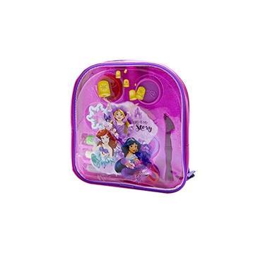 Imagem de Bolsa Com Acessórios Massinhas Princesas Disney- ETITOYS