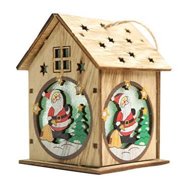Enfeites de Natal Decoração de Natal Presente de Natal DIY Colar de árvore com pingente para pendurar na cabine Decoração de Natal Enfeites de Natal Presente de Natal Ornamentos de Natal Decoração de Natal Ornamentos de Natal Presente de Natal Faça Você Mesmo Enfeites de árvore Enfeites de Natal Dec