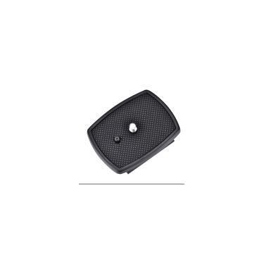 Imagem de Adaptador de placa de liberação rápida para tripé durável suporte de cabeça bt para câmera Sony dslr