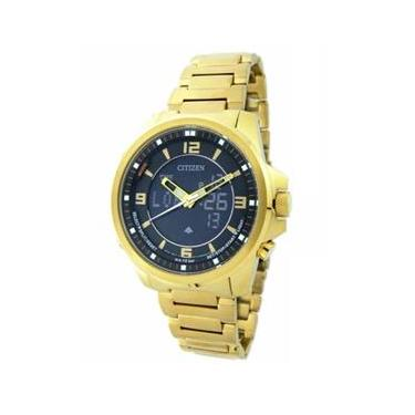 0754365a37e Relógio Citizen Promaster Anadigi Masculino TZ10155U JN5002-50E