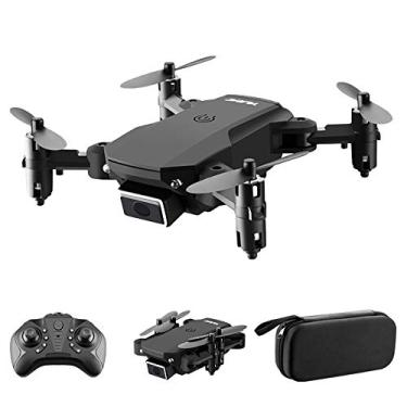 Drone para adultos, Entweg S66 RC Drone Controle Remoto Mini Drone 13mins Tempo de Vôo 3D Flip Altitude Hold Modo Headless RC Quadcopter Bolsa Portátil
