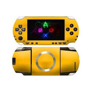 Kit Skin Adesivo Protetor PSP 1000 Fat