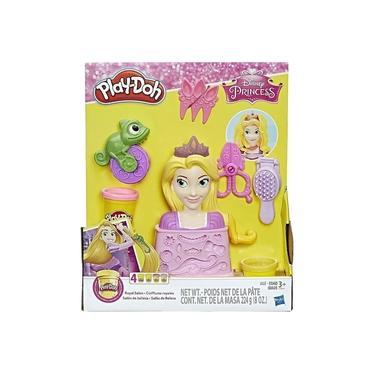 Imagem de Play Doh Salão De Beleza Princesa Disney Rapunzel - Hasbro