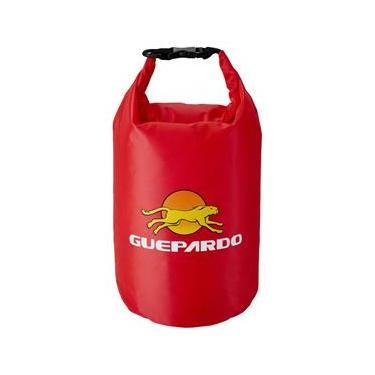 Saco Estanque Guepardo Dry Impermeável 5 L MD0005KEEP - Vermelho