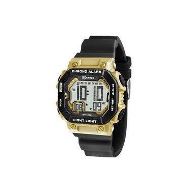 777ff872630 Relógio Digital Masculino X Games Xkppd044 Bxpx Preto Orient