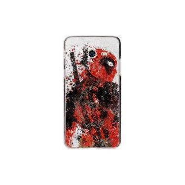 Capa para Galaxy J5 Prime - Deadpool 1