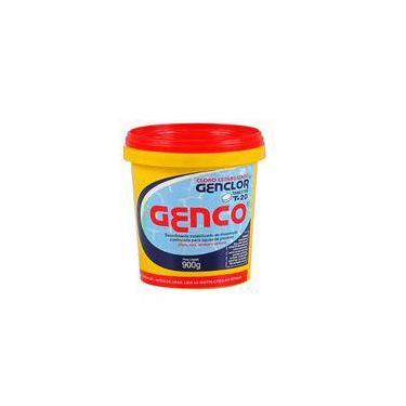 Pastilhas De Cloro Genco Genclor 900g Para Piscinas E Spas