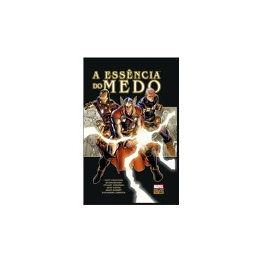 A Essência do Medo - Matt Fraction - 9788542612516