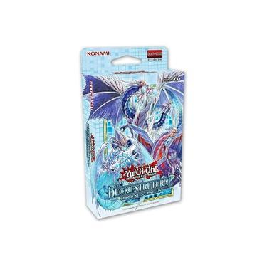 Imagem de Deck Estrutural Yu-Gi-Oh! Correntes Glaciais Cards Cartas Konami