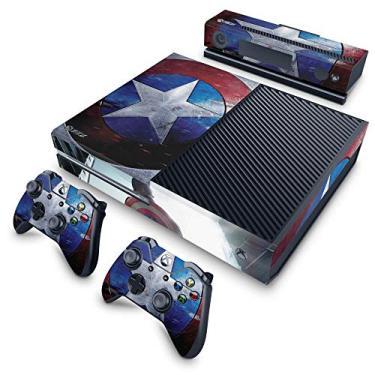 Skin Adesivo para Xbox One Fat - Capitão America