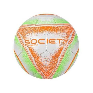 Bola Society Penalty Storm VIII Com Costura 265b7b0aac6b1