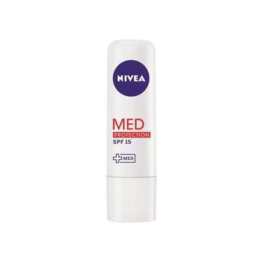 Protetor Labial Fps15 4,8G Nivea Med Protection
