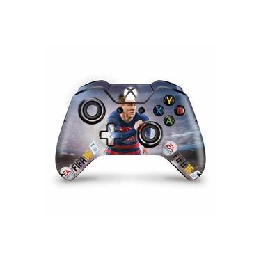 Skin Adesivo para Xbox One Fat Controle - Fifa 16