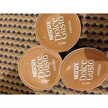 Cápsula Nescafé Dolce Gusto Cortado 16 Cápsulas - Nestlé