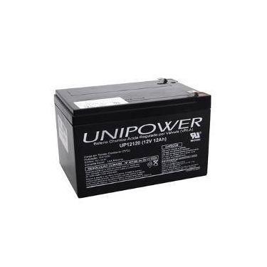 Bateria Unipower Up12120 12v 12ah F250 Não Automotiva