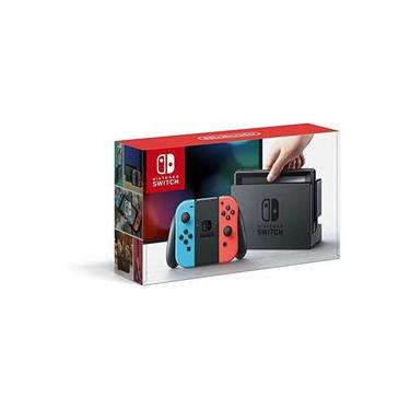 Console Nintendo Switch Neon Blue / Red 32GB