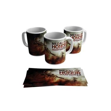 Caneca Jogo Medal Of Honor Warfighter Game Geek