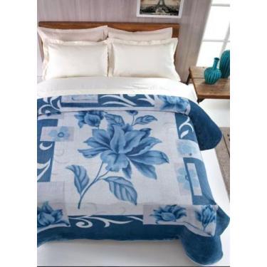 Cobertor Jolitex Casal Kyor Plus 1,80x2,20m Malbec Promocao