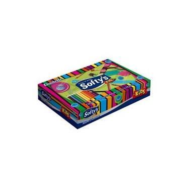 Softys 5412 Lenços De Papel Kids C/50