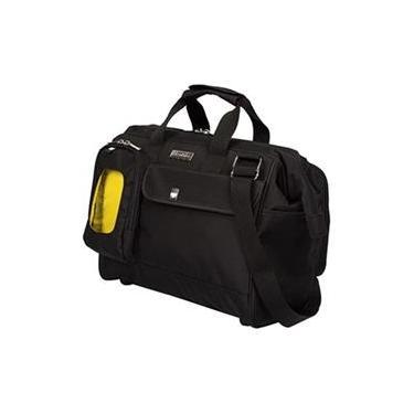 Tote Bag Maternidade Fisher Price Preto - 065458-01