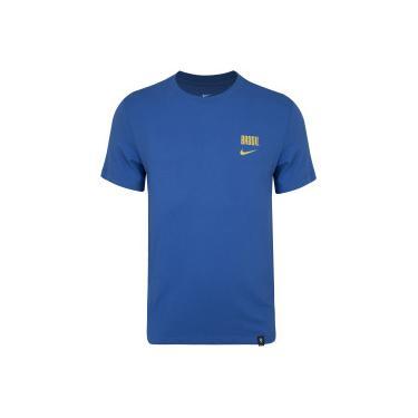Camiseta do Brasil Nike Voice - Masculina Nike Masculino