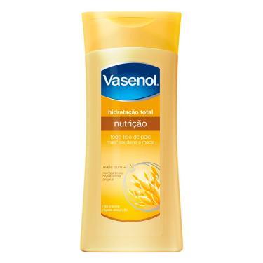 Loção Desodorante Hidratante Vasenol Hidratação Total Nutrição com 200ml 200ml