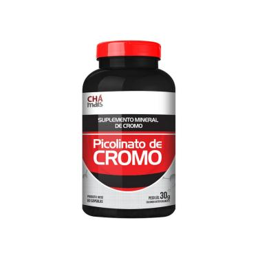 0b66a697e Suplementos e Complementos Alimentares Cromo Edin