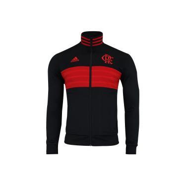 f856bacf76 Jaqueta do Flamengo 3S 2018 adidas - Masculina - PRETO adidas