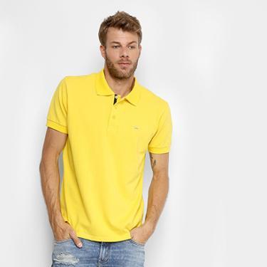 bffd6300d8e0d Camisa, Camiseta e Blusa Polo Amarelo Zattini   Moda e Acessórios ...