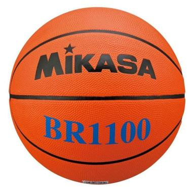 Bola de Basquete Mikasa BR1100 Laranja