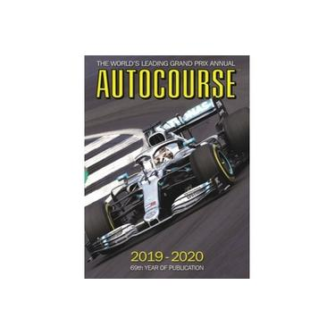 F1 Autocourse 2019-20 Annual: The World's Leading Grand Prix Annual