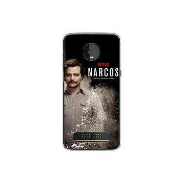 Capa para Moto Z3 Play - Narcos | Pablo Escobar