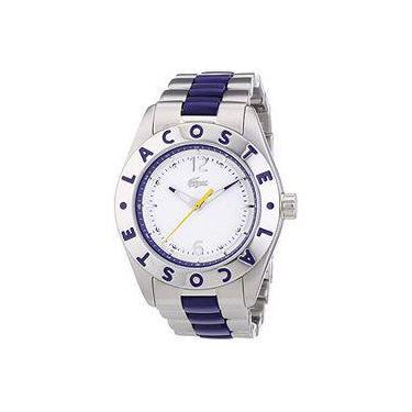 a4af09ed1fa Relógio de Pulso Lacoste Americanas
