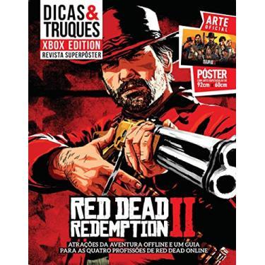 Revista Superpôster Dicas e Truques Xbox Edition Edição 9 - Red Dead Redemption II