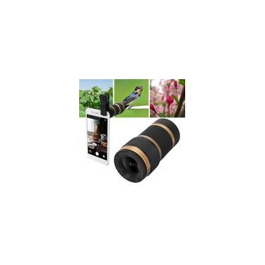 Imagem de Alta qualidade 40x60 Zoom Telescópico Único Cilindro Mini Telescópio Telescópio Ótico Bolsos Monocular para Smartphone Fotografia