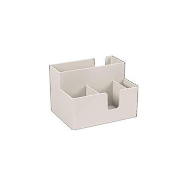 Imagem de Porta-guardanapo Casual, 13,6 x 5,3 x 10,4 cm, Light Gray, Coza