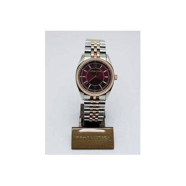 89c6ac0b303 Relógio de Pulso Victor Hugo Resistente a àgua