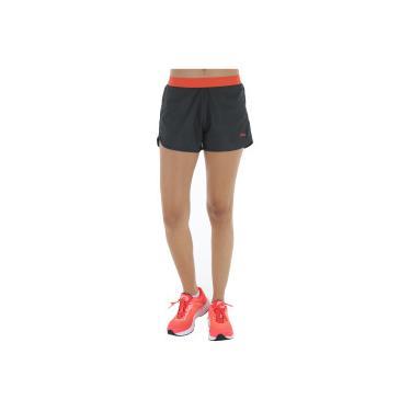75a6251264 Shorts Fila Preview - Feminino - CINZA ESCURO Fila