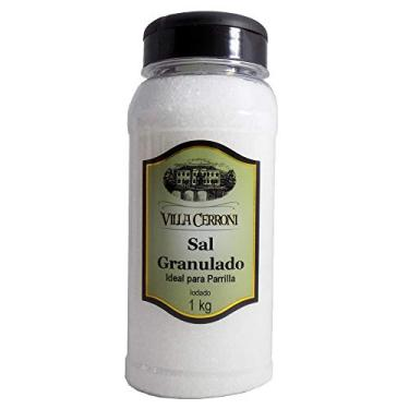 Sal Granulado para Parrilla - Villa Cerroni - 1 kg