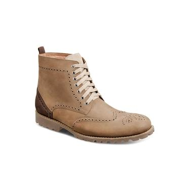Bota Dress Boot Masculina Sandro Moscoloni Donatello Bege