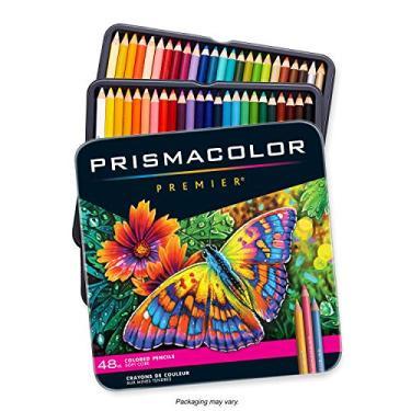 Lápis de Cor Profissional Prismacolor Premier 48 cores