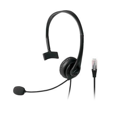 Headset Com Conector Rj09 P/ Telemarketing Multilaser - PH251 PH251